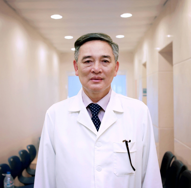 Giáo sư Đào Văn Tiến