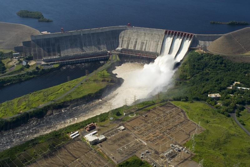 Đập Guri (Venezuela) - 10,235 MW