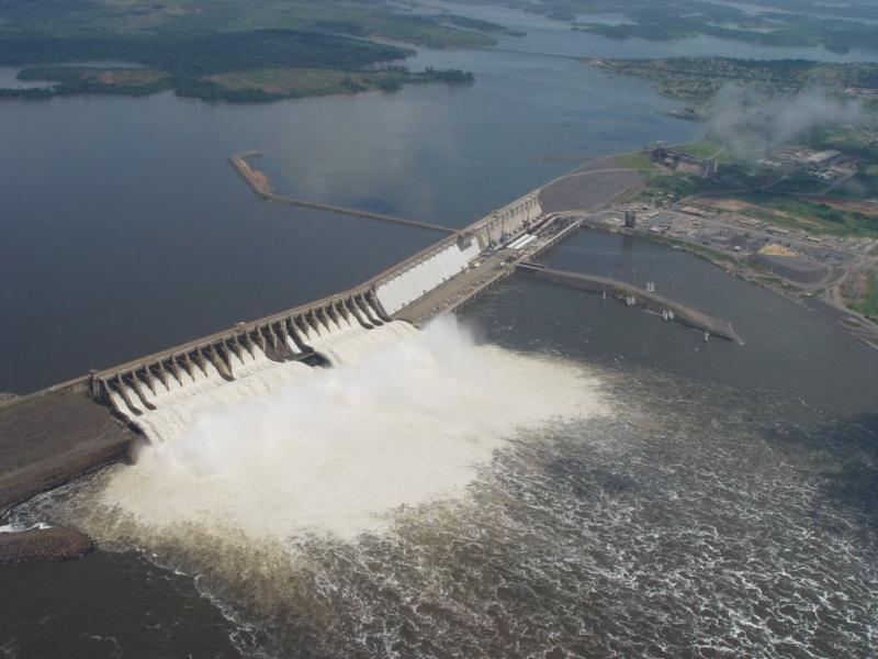 Đập Tucuruí (Brazil) - 8,370 MW
