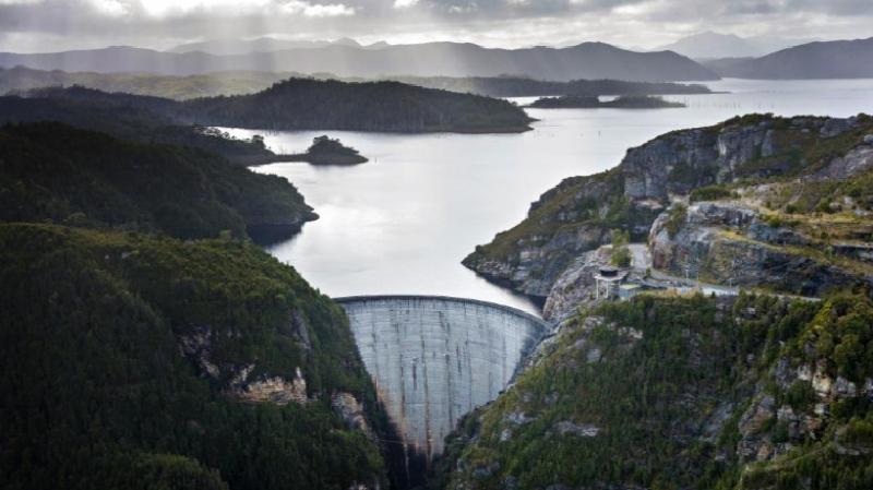 Hình ảnh đập thủy điện Hoover