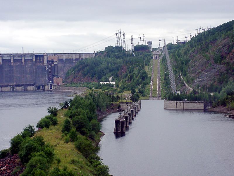 Đập Krasnoyarsk (Nga)