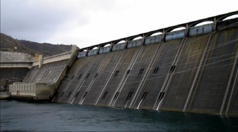 Hình ảnh đập thủy điện Ludington