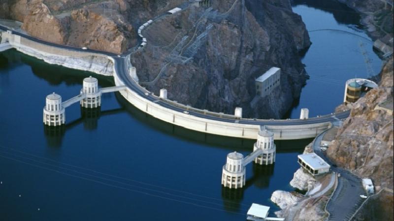 Hình ảnh đập thủy điện The Dalles