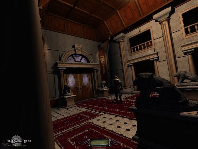 Dark Mod - Doom 3