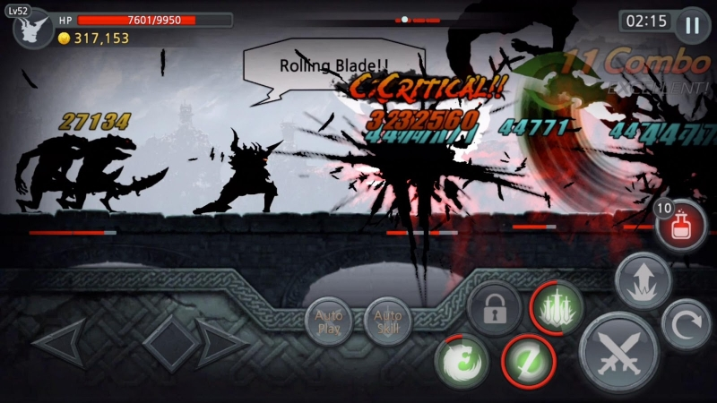 Game Hack n Slash đã tay: Dark Sword