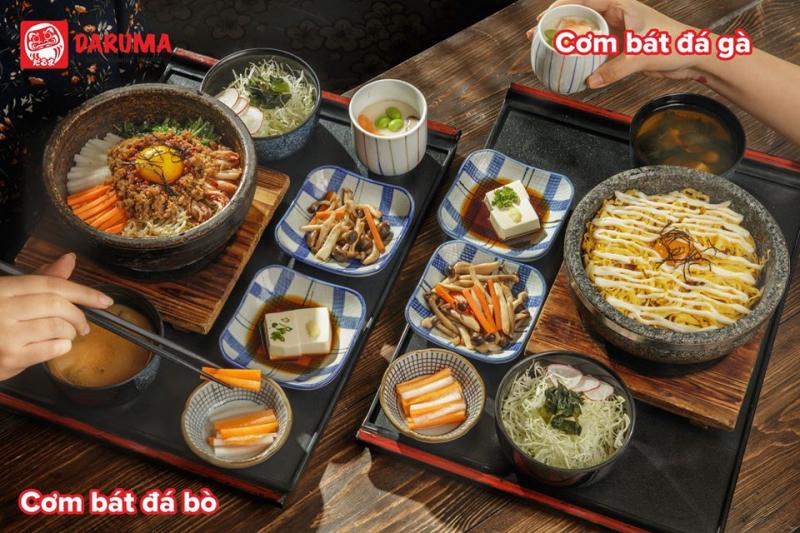 DARUMA - Quán ăn Nhật Bản