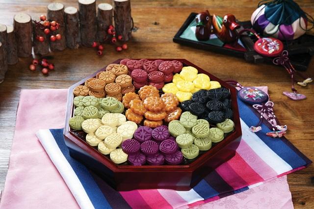 Đây là một trong những loại bánh quy truyền thống của Hàn Quốc