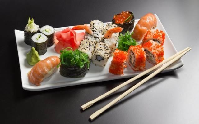 Những loại sushi hấp dẫn ở Dasushi BBQ & Beer