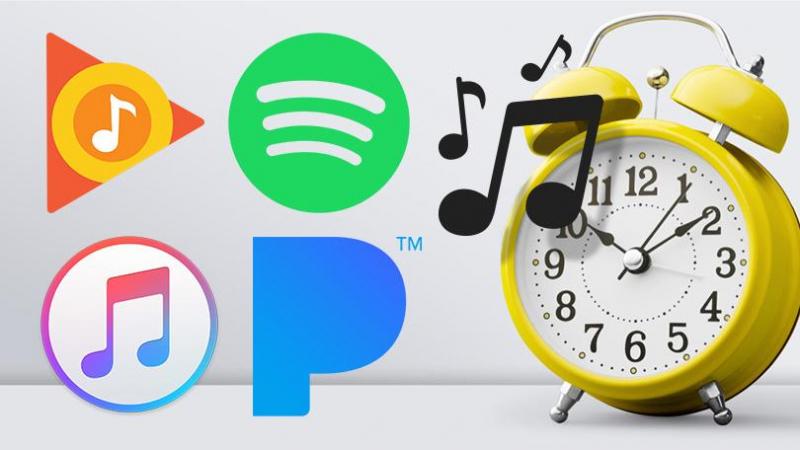 Đặt báo thức bằng bản nhạc yêu thích