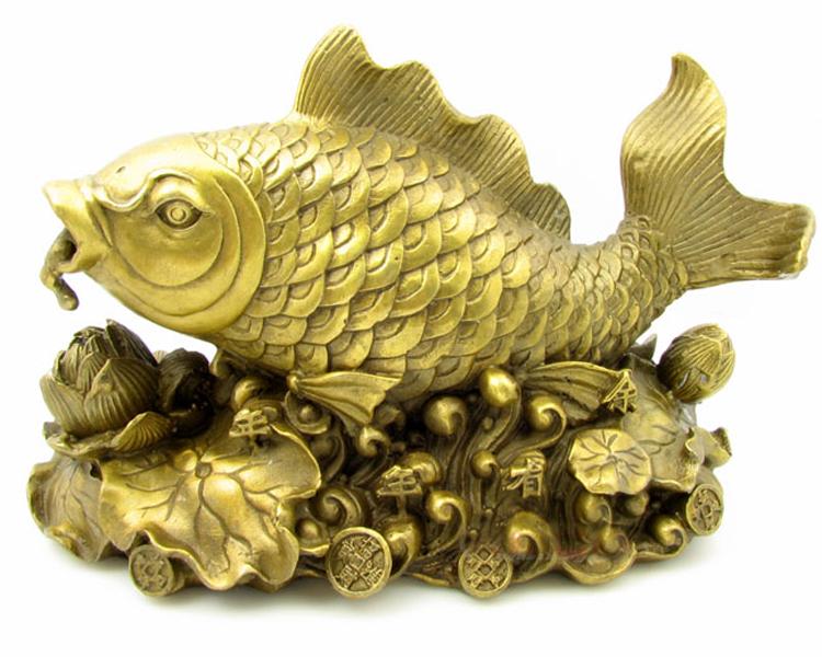 Cá chép linh vật phong thuỷ