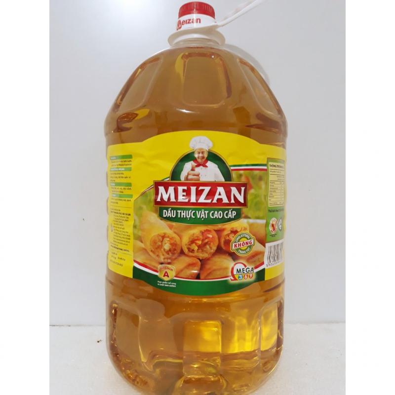 Dầu ăn Meizan - Hương vị cho mỗi bữa ăn ngon