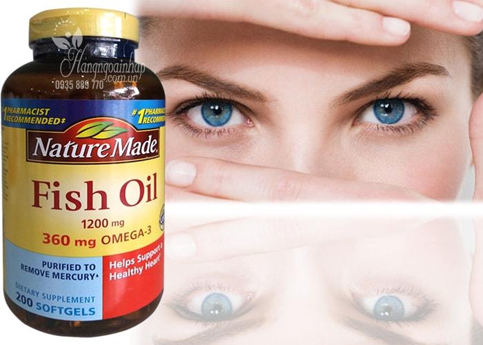 Bồi dưỡng mô võng mạc mắt, từ đó giúp mắt sáng rõ hơn, đẩy lùi tình trạng mỏi mắt khi sử dụng máy tính, xem tivi, đọc báo.