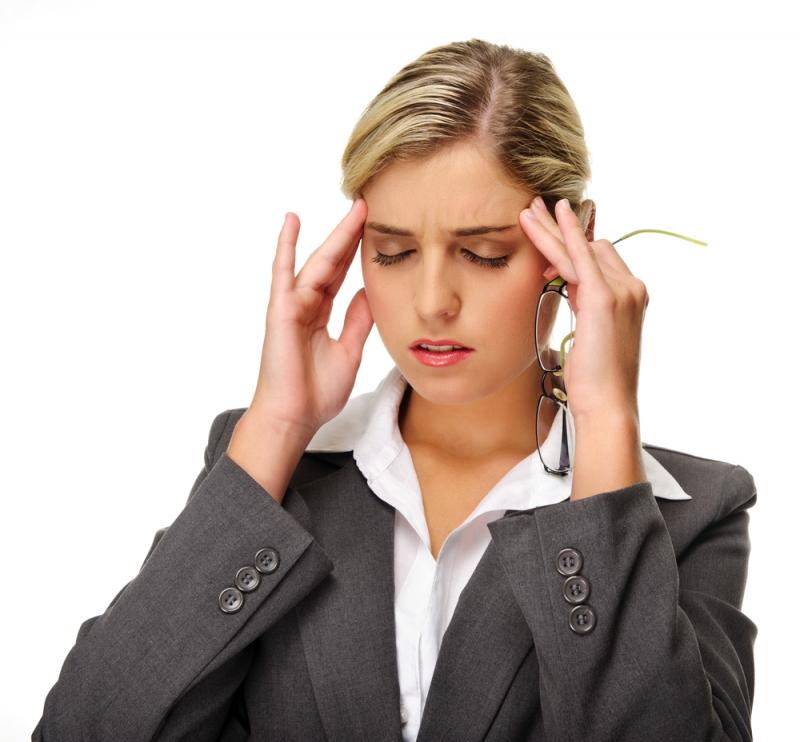 Đầu choáng là triệu chứng thường gặp nhất của bệnh cao huyết áp