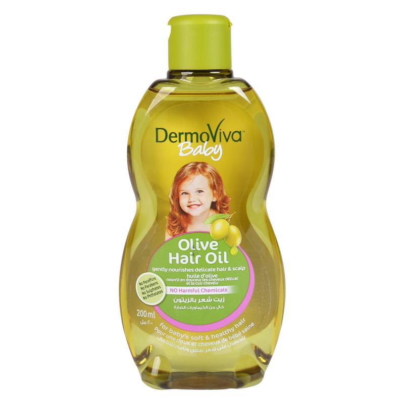 Dầu dưỡng tóc DermoViva