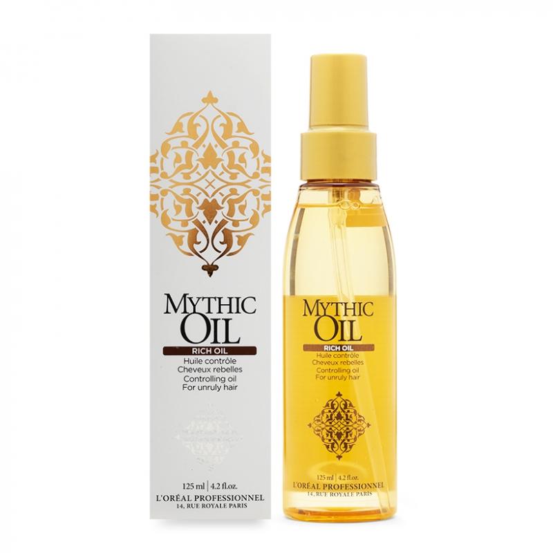 L'Oreal Mythic Oil có tính thẩm thấu nhanh nên hoàn toàn không gây bết dính khó chịu