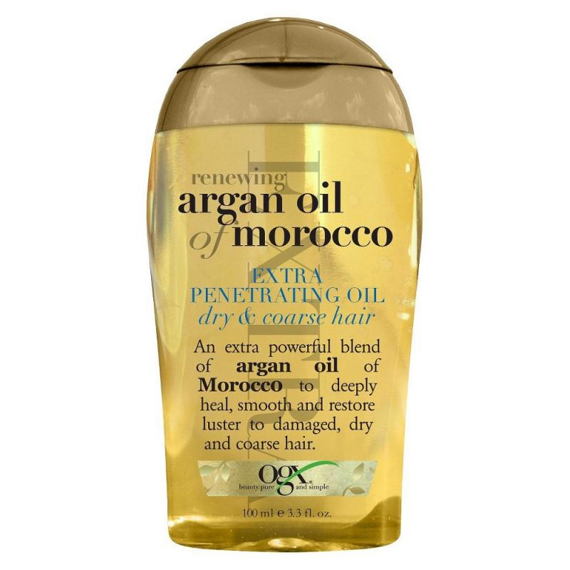 Dầu dưỡng tóc Organix Argan Oil of Morocco