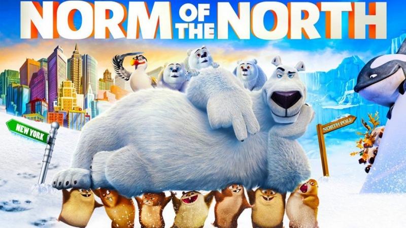Đầu gấu bắc cực: Norm of the North