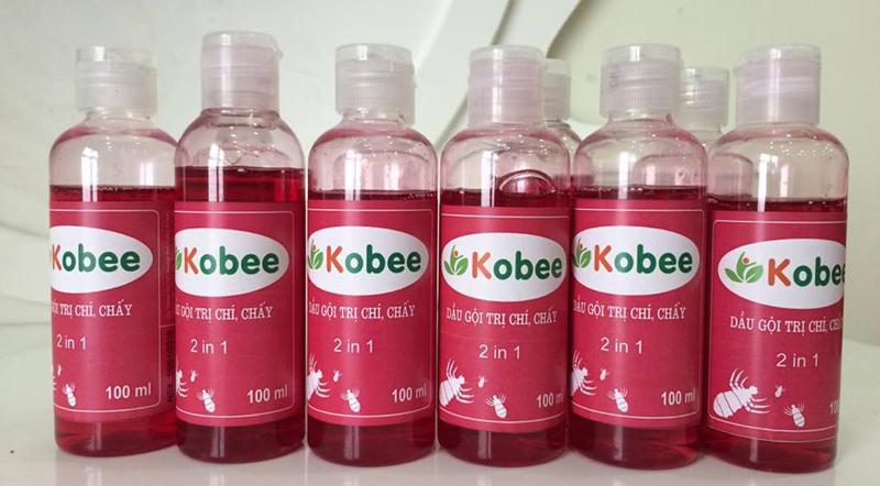 Dầu gội chữa chấy Kobee là sản phẩm 2 trong 1 hiệu nghiệm nổi trội liền từ lần gội ban đầu.