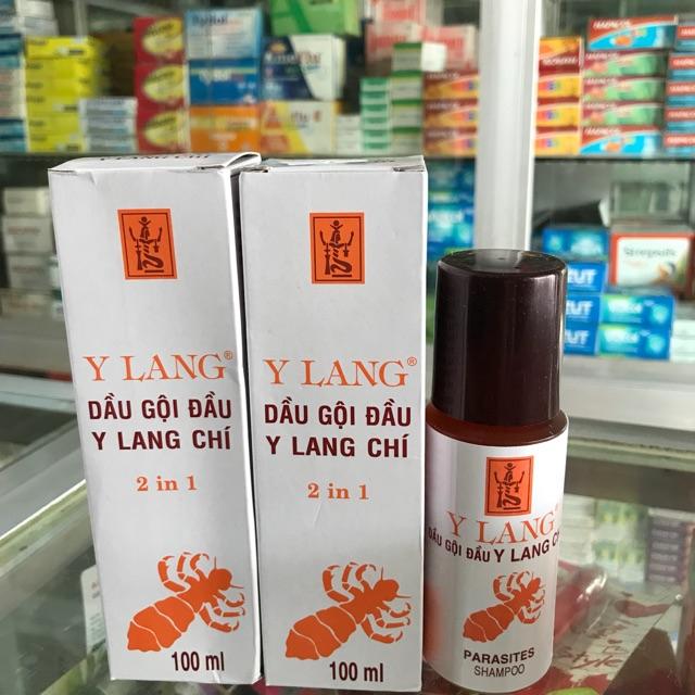 Dầu gội Y Lang tiêu diệt nhanh và hiệu quả các ký sinh trùng ngoài da như chí, rận,…