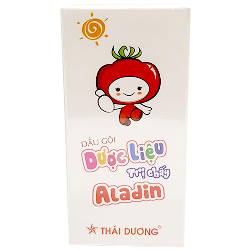 Dầu gội dược liệu trị chấy Aladin