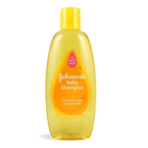 Dầu gội dưỡng tóc Johnson's Baby Shampoo