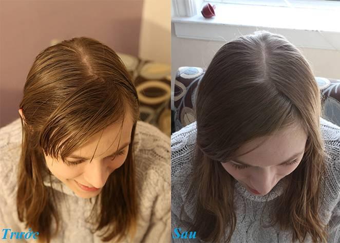 Bạn sẽ mau chóng sở hữu mái tóc bồng bềnh, mượt mà và vô cùng quyến rũ chỉ với vài phút ngay tại chỗ, tiết kiệm được rất nhiều thời gian đó nha.