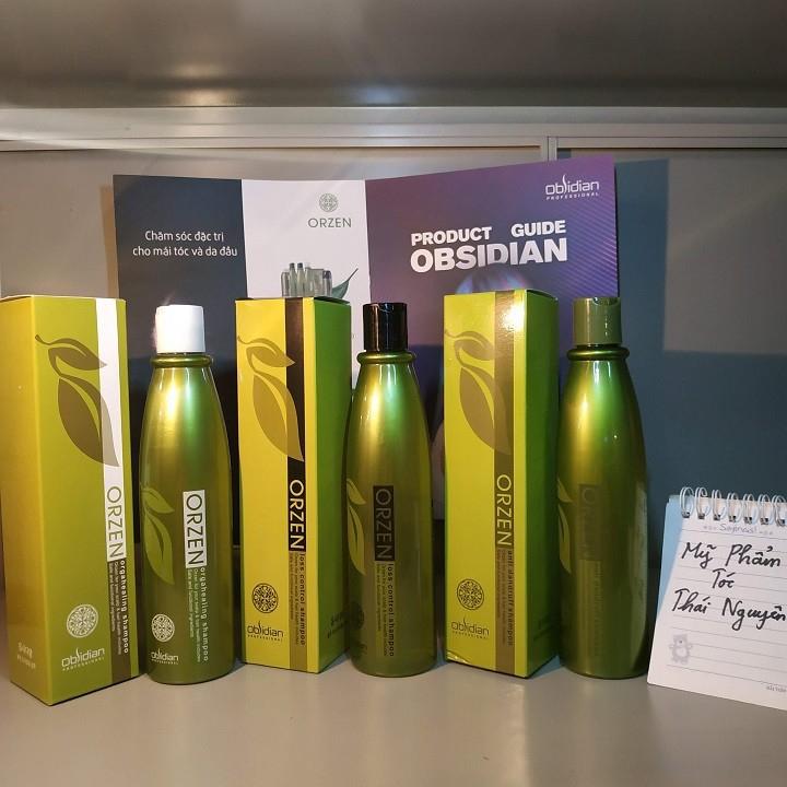 Orzen là sản phẩm xuất xứ Hàn Quốc với thành phần 100% có chiết xuất từ thiên nhiên.