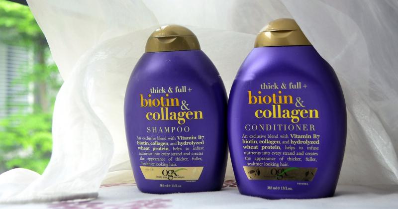 Dầu gội mọc tóc Biotin