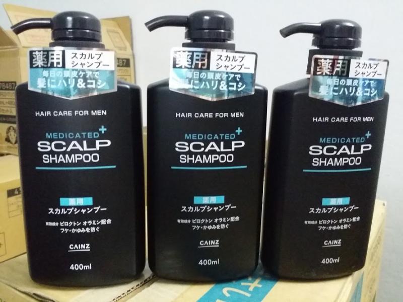 Dầu gội Pharmaact Scalp Care