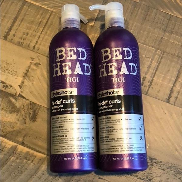 Dầu gội Tigi Bed Head Styleshots Hi-def Curls