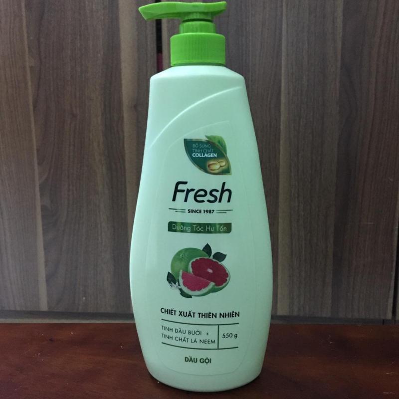 dầu gội tinh chất bưởi Fresh Natural