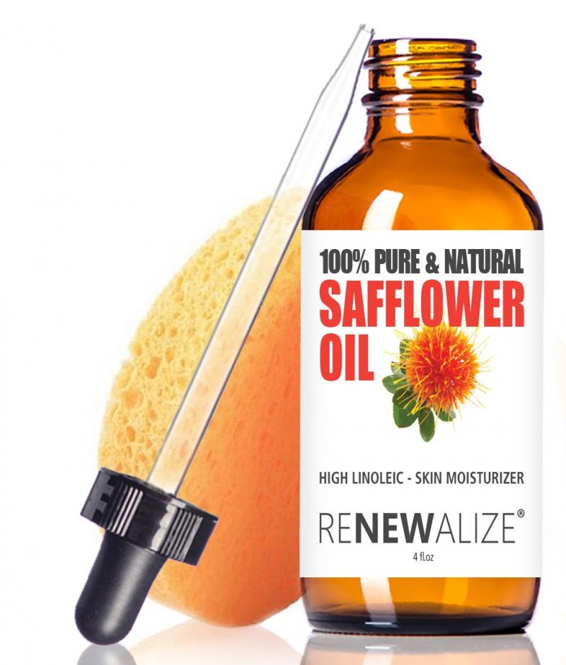ReNewALize Saffflower Oil 100% Pure & Natural