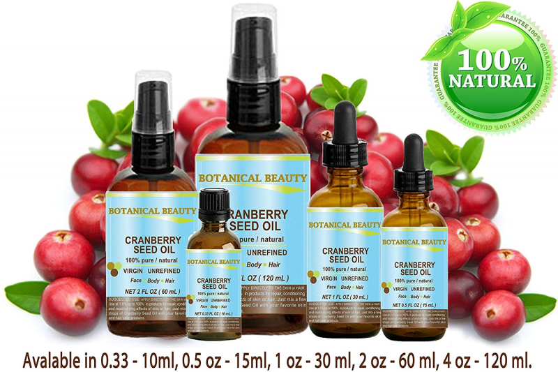 Beauty Beautiful Cranberry Seed Oil