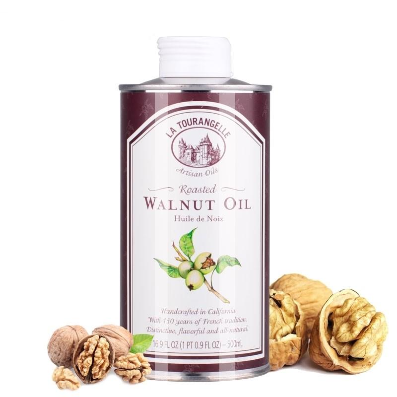 Dầu hạt óc chó Walnut Oil hãng La Tourangelle