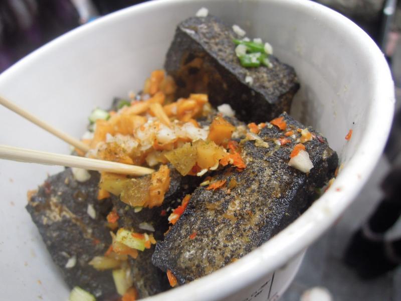 Hương vị đặc biệt của món ăn này khiến người ta nhớ mãi