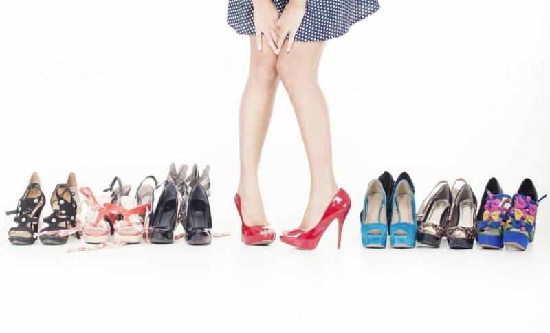 Ảnh hưởng của giày cao gót lên khớp chân