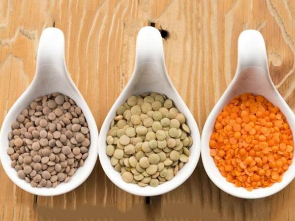Đậu lăng là một loại hạt giàu giá trị dinh dưỡng