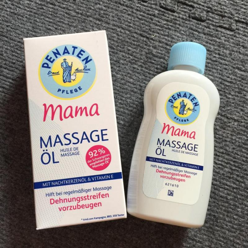 Dầu Massage cho mẹ Penaten Mama Massage Öl