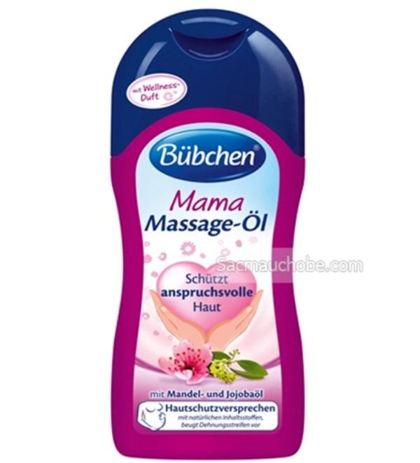 Dầu massage cho bà bầu Bubchen