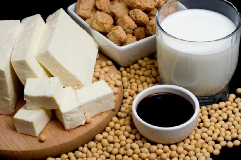 Đậu nành và các sản phẩm từ đậu nành rất tốt cho sức khỏe