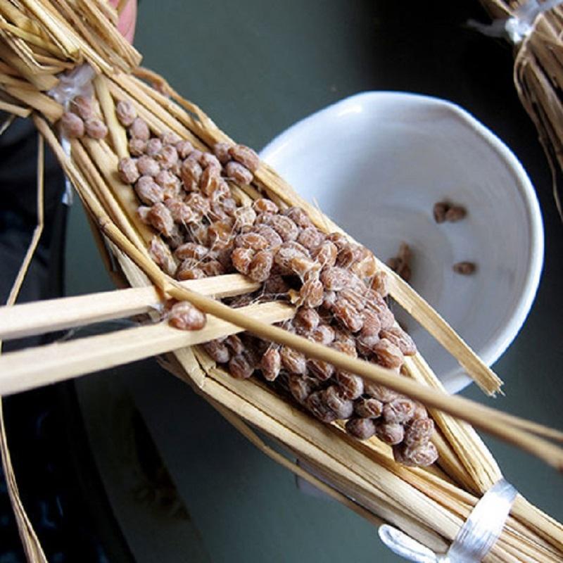 Đậu nành lên men (Natto)