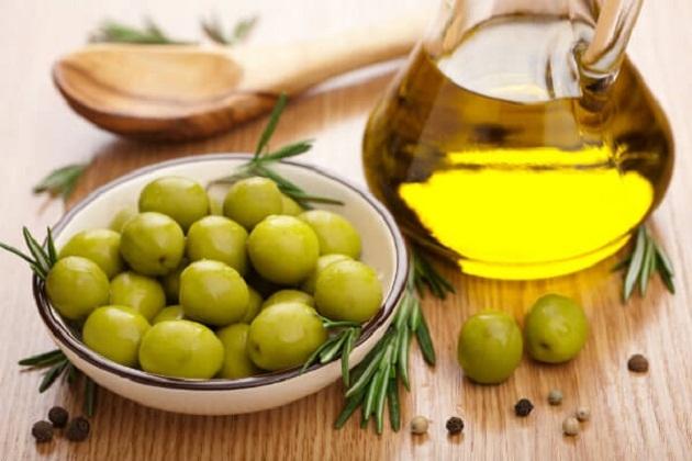 Dầu oliu cũng là vị thuốc chữa đau răng và kháng viêm rất tốt