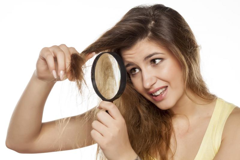 Dầu ôliu dành cho tóc khô xơ