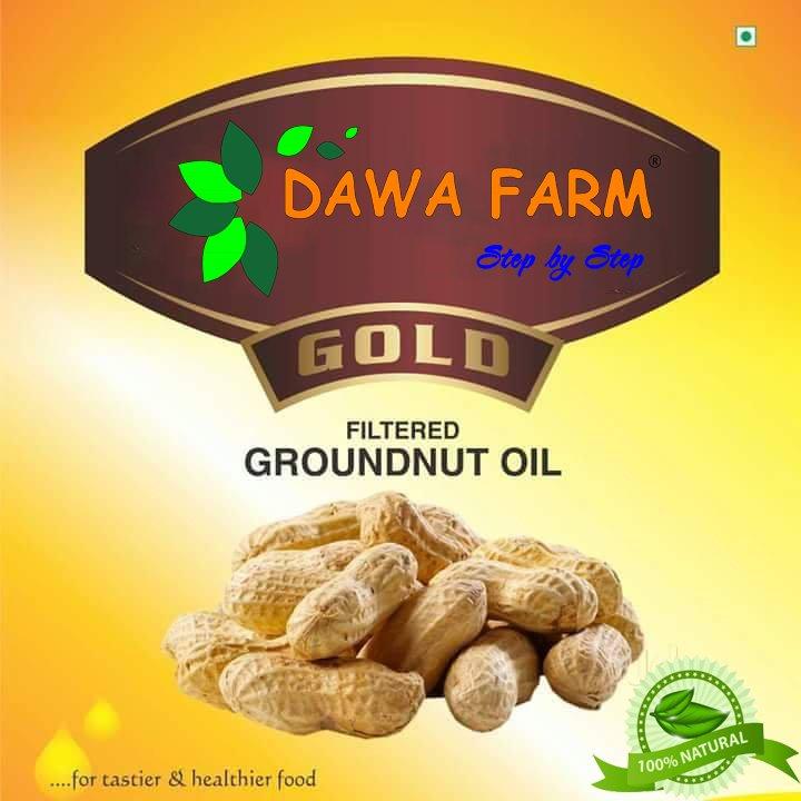 Dầu phộng nguyên chất DAWA
