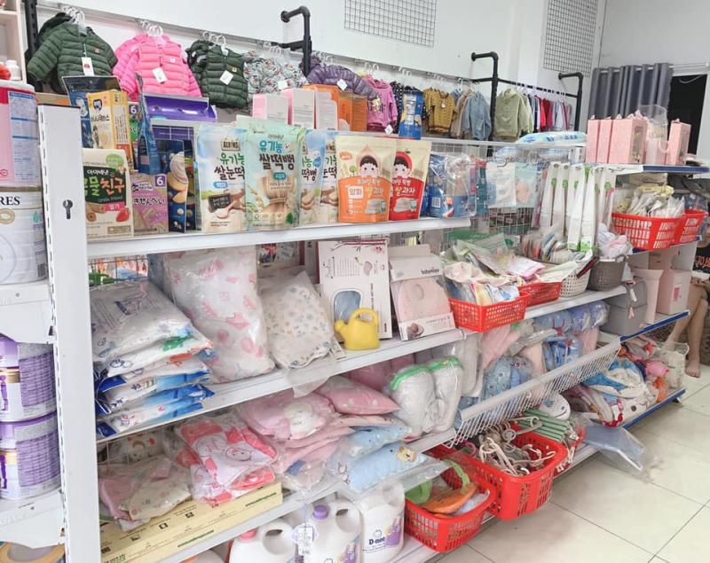 Đậu Shop - Cửa Hàng Mẹ Và Bé