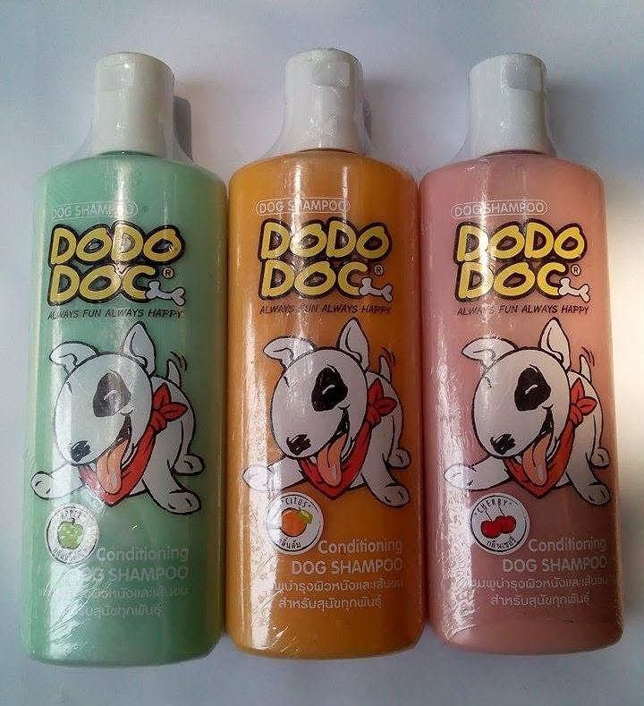 Dododoc là hãng dầu tắm chó đến từ Thái Lan