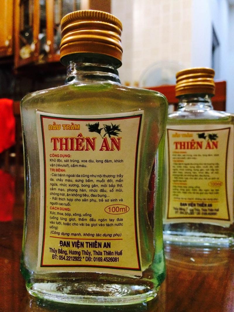 Dầu Tràm Thiên An