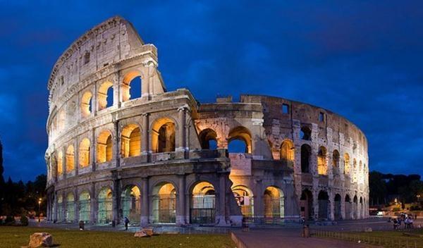 Đấu trường Colosseum