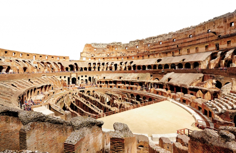 Đấu trường La Mã Rome