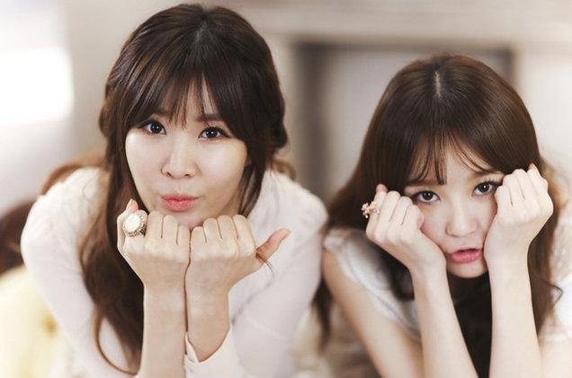 Sự khác biệt của Davichi chính là giọng hát cao vút khó tìm của hai thành viên.